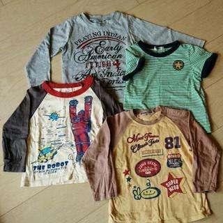 男児Tシャツ95-100