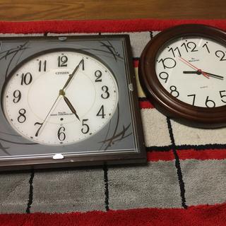 電波時計のセットです