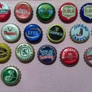 (郵送可)ビール王冠