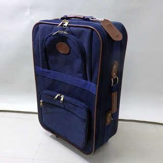 スーツケース(キャリーバッグ) 鞄 カラー:紺色