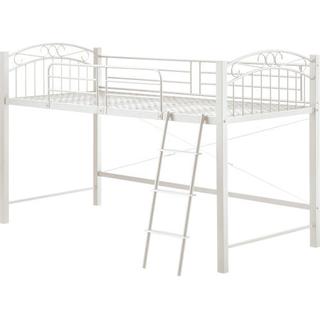ニトリ 購入 ロフト パイプ ベッド