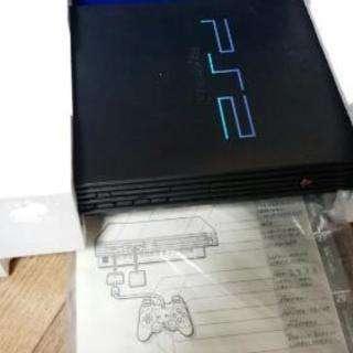 PS2 ブラック本体セット