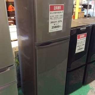 【送料無料】【2012年製】【美品】【激安】 DAEWOO 冷蔵庫...