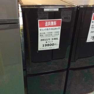 【送料無料】【2011年製】【美品】【激安】  三菱 冷蔵庫 MR...
