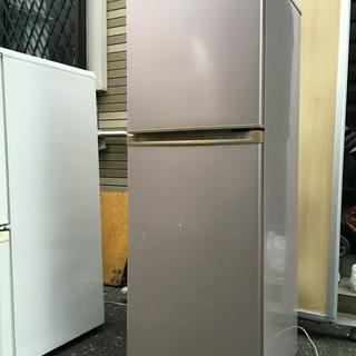 ナショナル 2ドア冷蔵庫 126L 人気のピンクカラー!