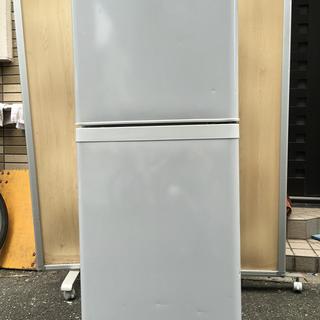 TOSHIBA 2ドア冷蔵庫 137L GR-T14P