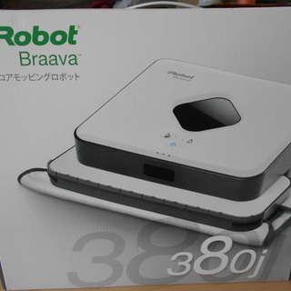 iRobot Braava 380j アイロボットブラーバ フロア...