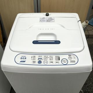 TOSHIBA 4.2kg 洗濯機 AW-42SA