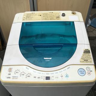 Panasonic 6.0kg 全自動洗濯機 NA-F60PA1