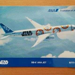 STAR WARSポストカード