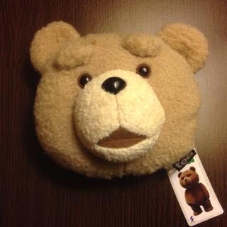 Ted  がまぐち(ぬいぐるみ)