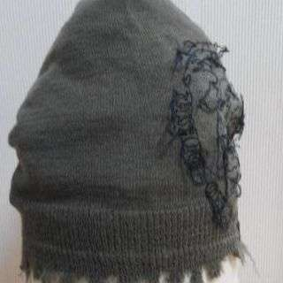 DIESEL ニット帽ブレイブマン未使用品(試着のみ)