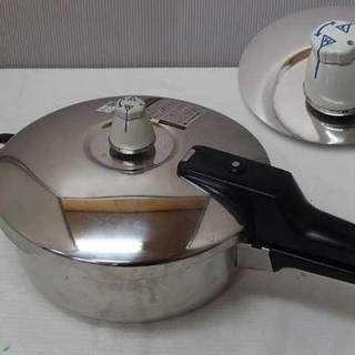 アサヒ0活力鍋 3L 中古  取っ手など使用感がありますが、鍋・蓋...