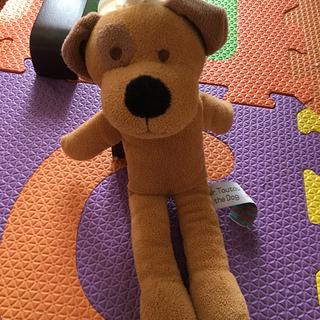 パシマルズ おしゃぶり抱っこ人形(犬)