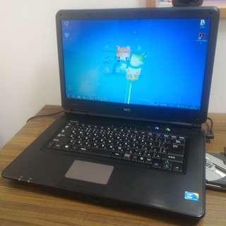 i5 メモリ4G ブルーレイ搭載 Windows7ノートPC C...