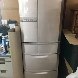 三菱 大型冷蔵庫 501リッター 2010年 美品