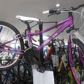 GIANT ENCHANT24  子供用自転車 パープルカラー