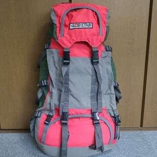 GLOBE TRIPの登山用リュックサック