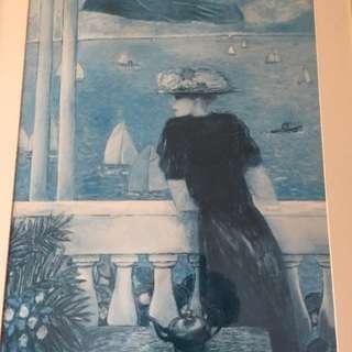 カシニョールのプリント画