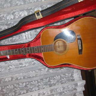 交渉中 モーリス(W-20)アコーステックギター