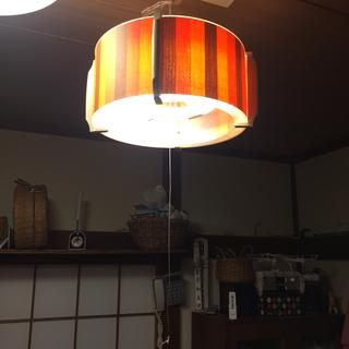 昭和レトロ 電気傘