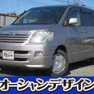 トヨタ  ノア  L4WD 検29/11 CDナビ バックカメラ