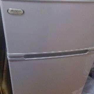 【お取引中】冷蔵庫 難あり