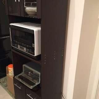 ニトリ レンジボード 食器棚 キッチンボード