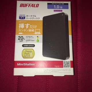新品 外付けHDD 1TB