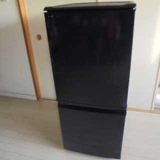 シャープ 冷蔵庫 137L 2008年式 美品