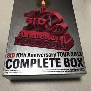 シド 10th anniversary TOUR 2013 com...