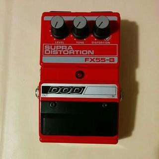 DOD SUPRA DISTORTION