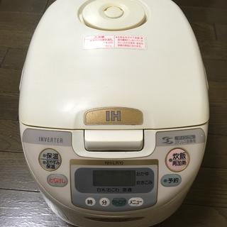 象印IH炊飯器5.5号炊き