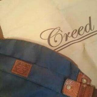 CREED ナイロン製ボディーバッグ