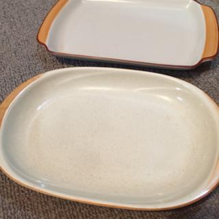 グランド皿 2枚セット