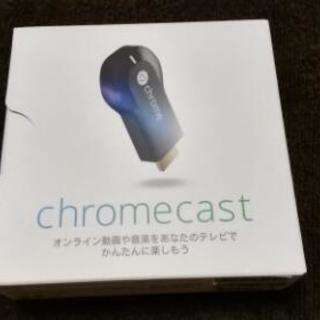 Google Chromecast...