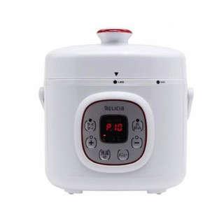 ---お取引中です---コンパクト電気圧力鍋!炊く・煮る、蒸す、超簡単