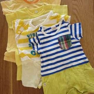 赤ちゃん70サイズのお洋服