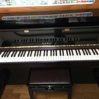 ◆【直接引取限定】カワイ KAWAI 電子アップライトピアノ HA...