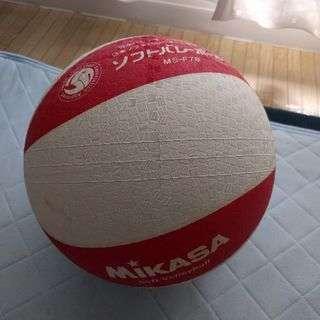 MIKASAソフトバレーボール