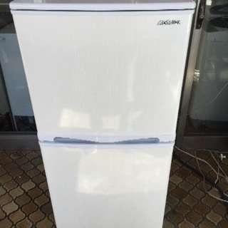 2015年 アビデラックス 138L 電気冷凍冷蔵庫