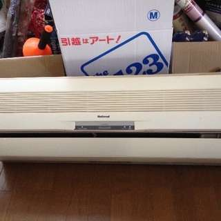 《終了》エアコンNational☆CS-283YB