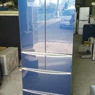 リサイクルショップの蔵出し品 2014年式 アクア 400L 冷蔵...