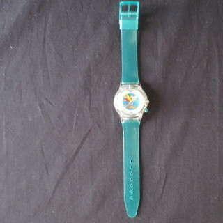 (W-17) UCC アナログ型オリジナル腕時計(Guarujaモ...