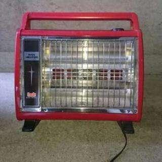 古~い電気ストーブです‼