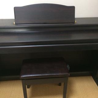 ローランド Rorand 電子ピアノ ピアノ 椅子付き 無料