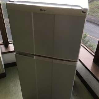 ハイアール 98L 冷蔵庫 2006年製 お譲りします