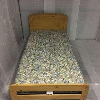 シングルベッド+マットレス