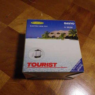 海外旅行用湯沸しポット