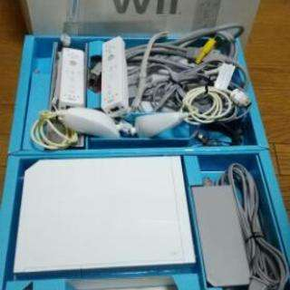 Wii コントローラ+ヌンチャクセット